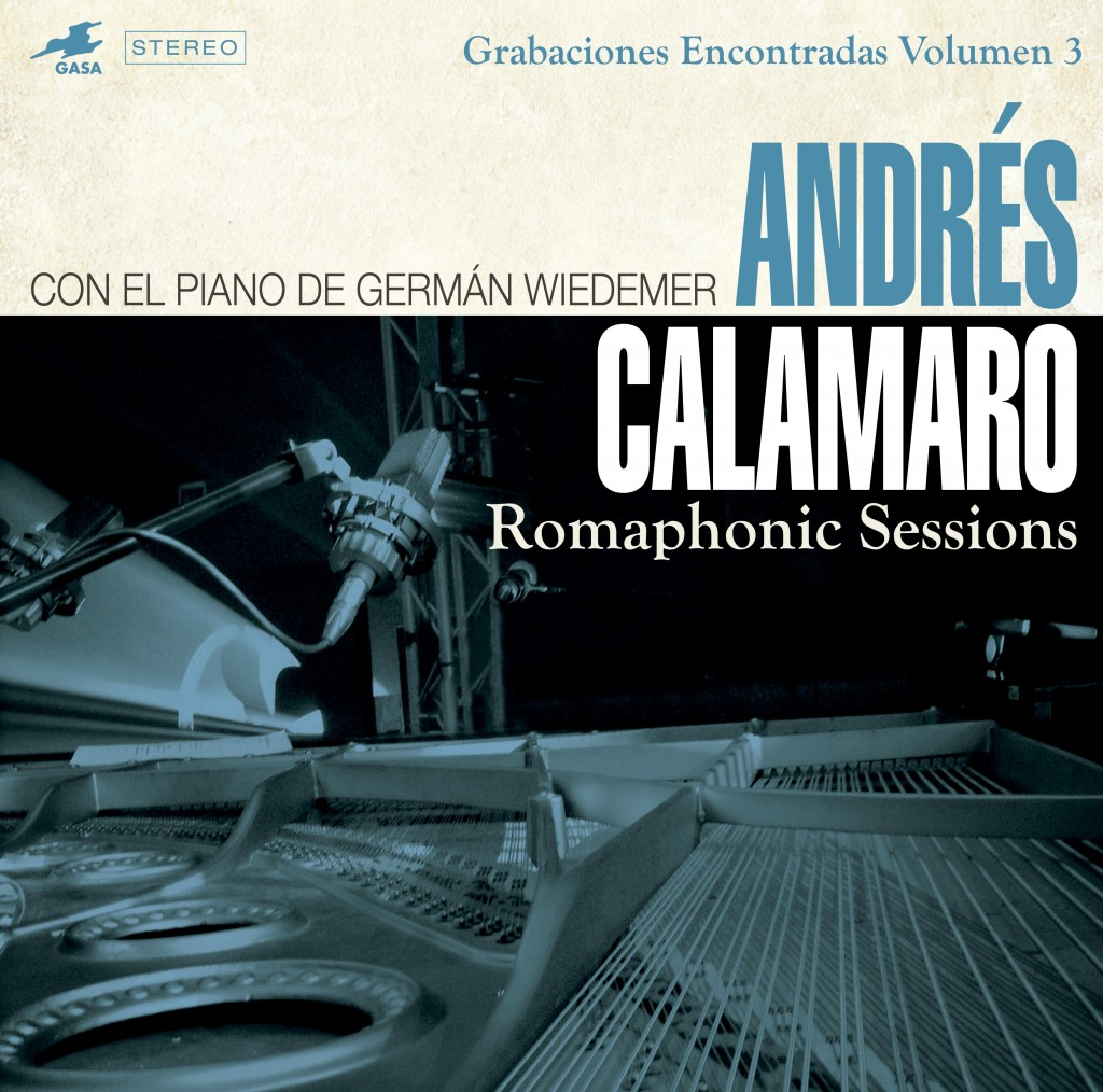 Andres Calamaro_Romaphonic Sessions